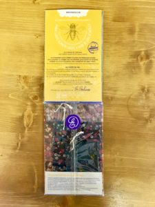 emballage cire d'abeille alimentaire
